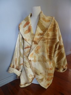 recycled wool blanket coat