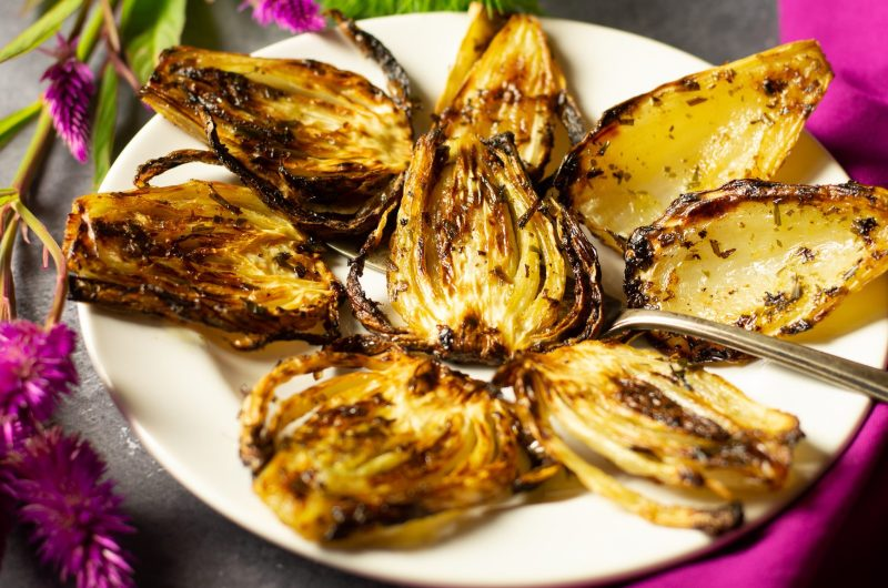 Roasted Fennel