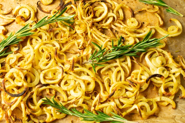 Curly Fries (AIP/Paleo)