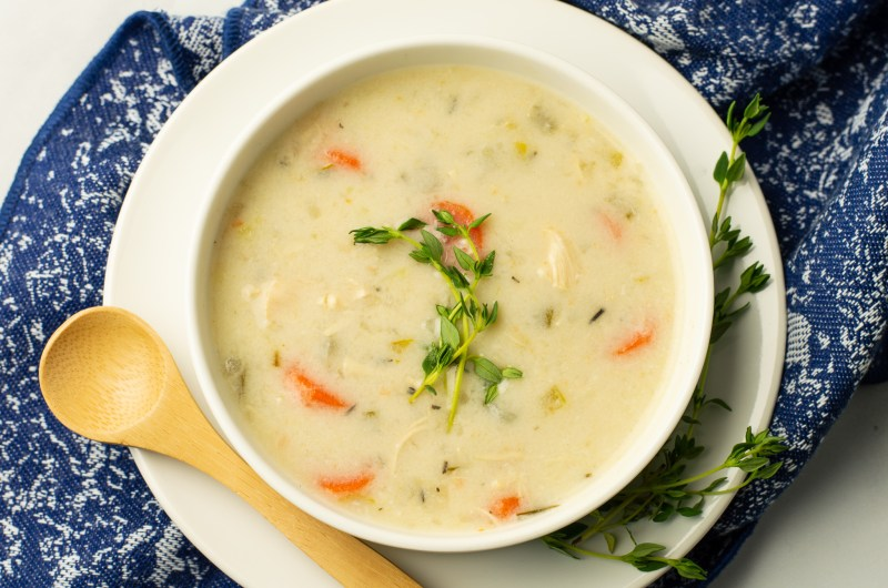 Hearty Chicken Soup (AIP/Paleo)