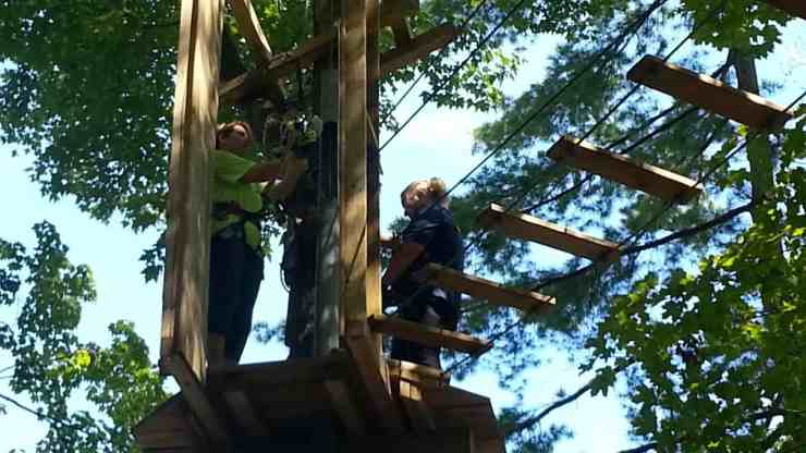 Video Teaser from Go Ape Adventure