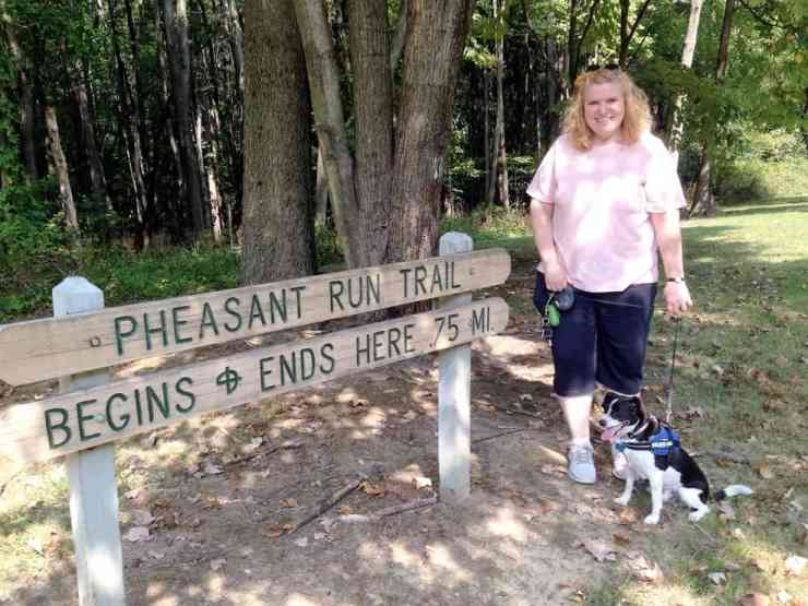 Portage Lakes State Park–A Great Way to End the Weekend