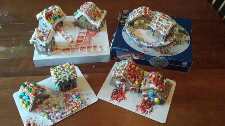 Construction: Gingerbread Style
