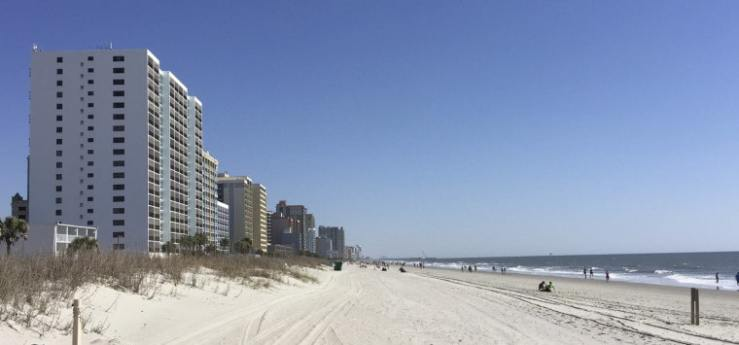 Blogging, Beaches and Bistros: Myrtle Beach-Style