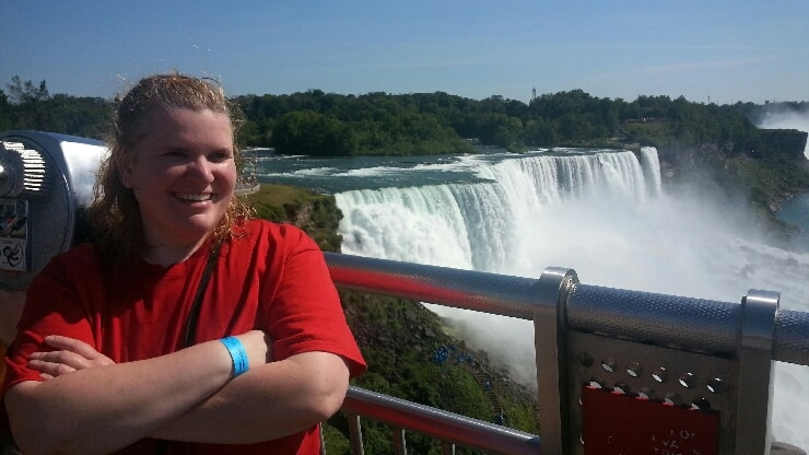 What Began It All: A Trip to Niagara Falls