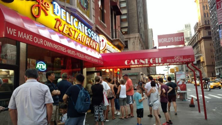 Carnegie Deli Closing its Doors Today, We Got There Just in Time