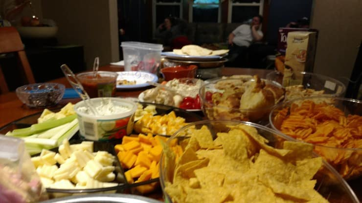 Are You Ready for Some Super Bowl … Food?