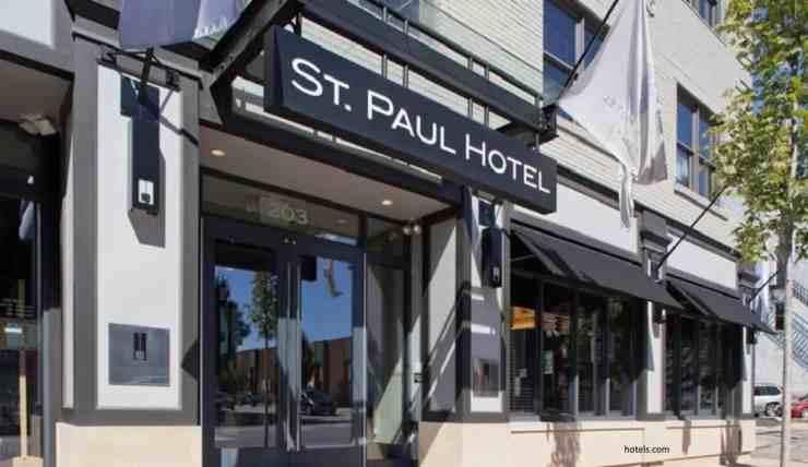 In a Word, St. Paul Hotelin Wooster is 'Beautiful'