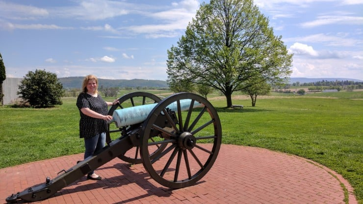 Guide Makes Civil War Come Alive at Antietam National Battlefield