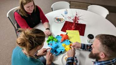 Couples Date Event at Parkview Christian Church Scores Big