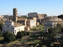 RomanForum-PalatinoHill09