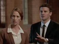 Wendy Braun + David Boreanz In Bones
