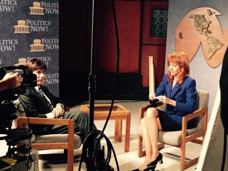 Fred Armisen + Wendy Braun in Documentray Now (The Bunker)