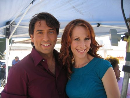 Vincent Spano + Wendy Braun in Pandemic