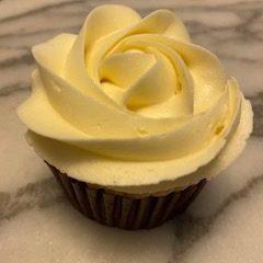 Mango Bliss Cupcake