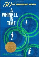 Cover for the 50th Anniversary Edition of A Wrinkle in Time
