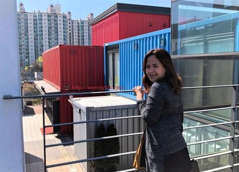 Wendy Flor at Changdong 61