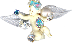 Wendy Gell Jewelry and Art - image link to Wendy Gell's most recent newsletter
