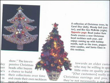 Wendy Gell Christmas Tree