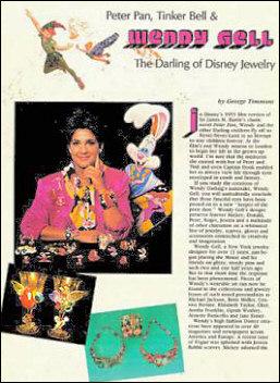 Wendy Gell - Darling of Disney
