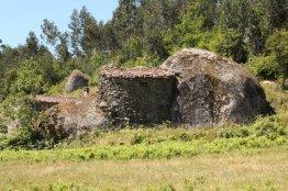Stone houses between rocks - Paredes De Coura