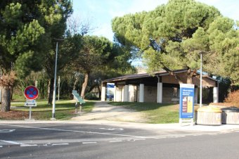 """The amazing rest stops """"Aire"""" in France along the toll roads"""