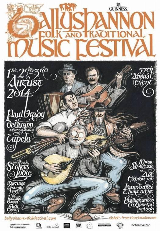 Ballyshannon Fest 2014