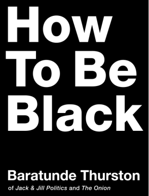 How-to-be-black-book-cover