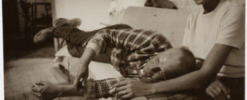 mildred and richard loving reclining