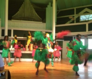 Green Grass Dancers