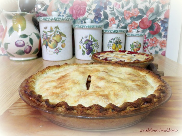 Love Honors Others: A memoir post about making pies