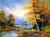 Bob Ross Painting5