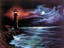 Bob Ross Painting9