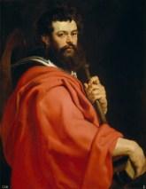 """Peter Paul Rubens, """"St. James the Elder"""""""