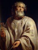 "Peter Paul Rubens, ""St. Peter"""