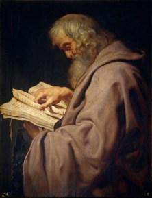 "Peter Paul Rubens, ""St. Simon"""