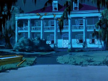"Scooby Doo, ""The Haunted House Hang-Up"" (1970)"