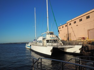 The Northern Star boat