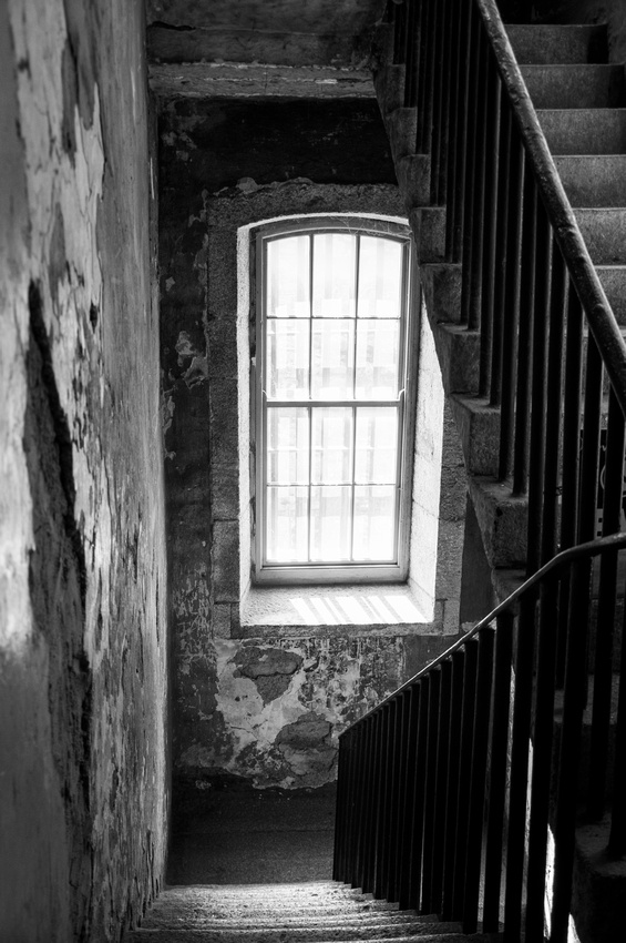 Wendy Ng Photography: Architecture &emdash; Stairs in Decay