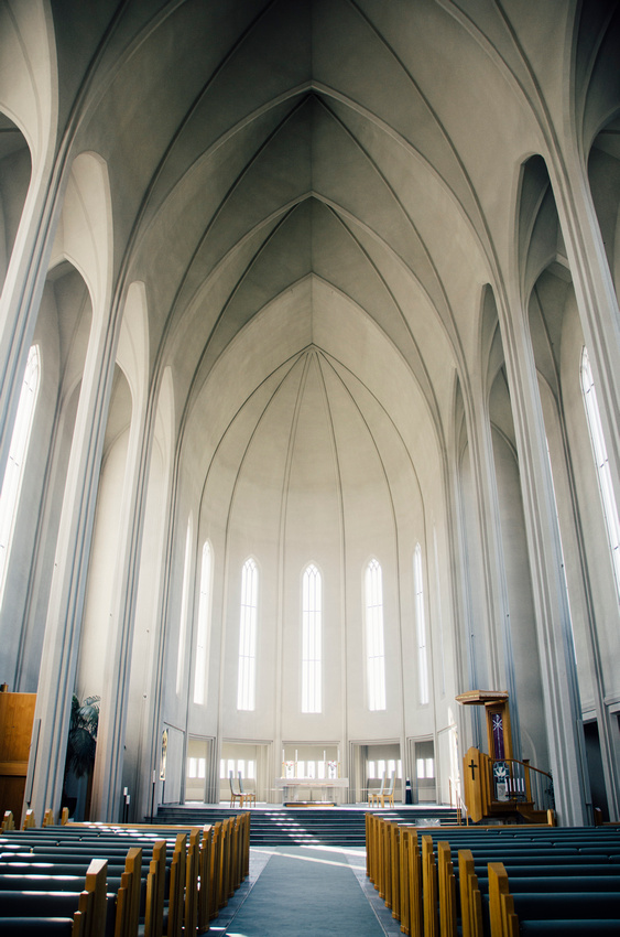 Wendy Ng Photography: Iceland &emdash; Modern Church