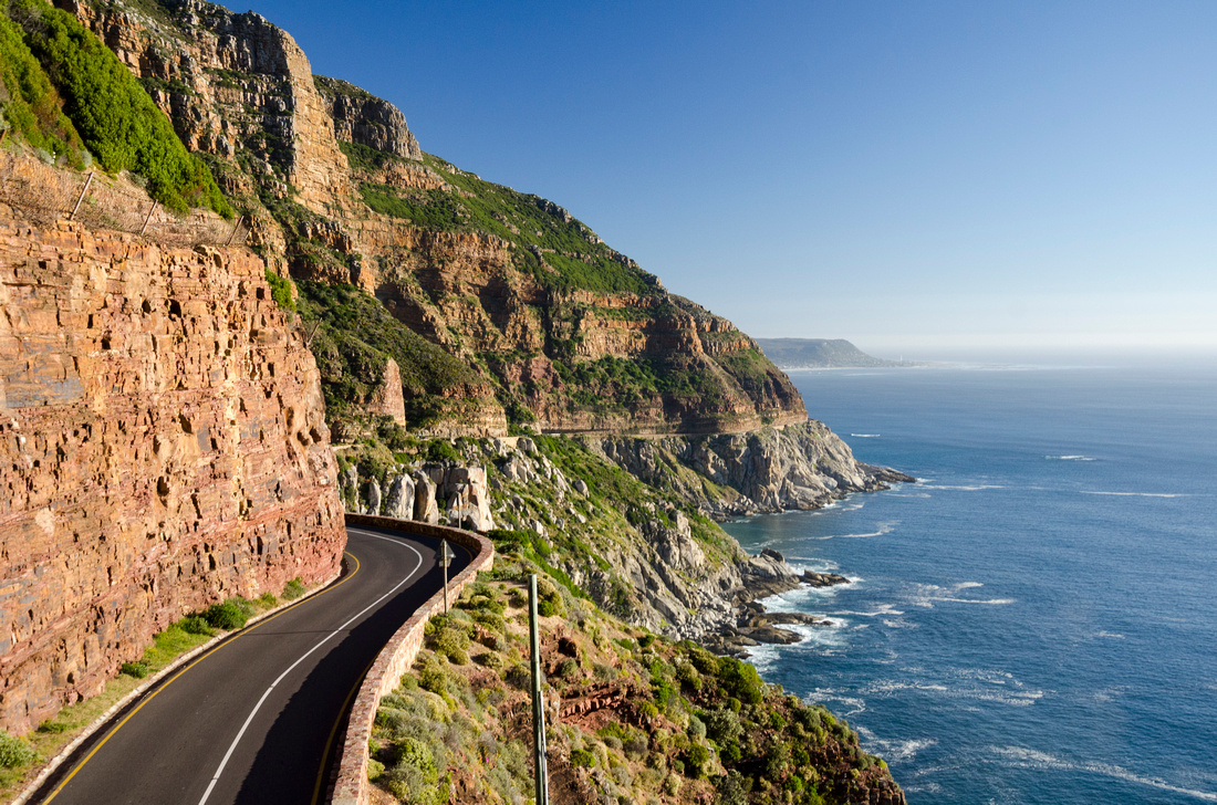 Wendy Ng Photography: South Africa &emdash; Chapman Peak's Drive