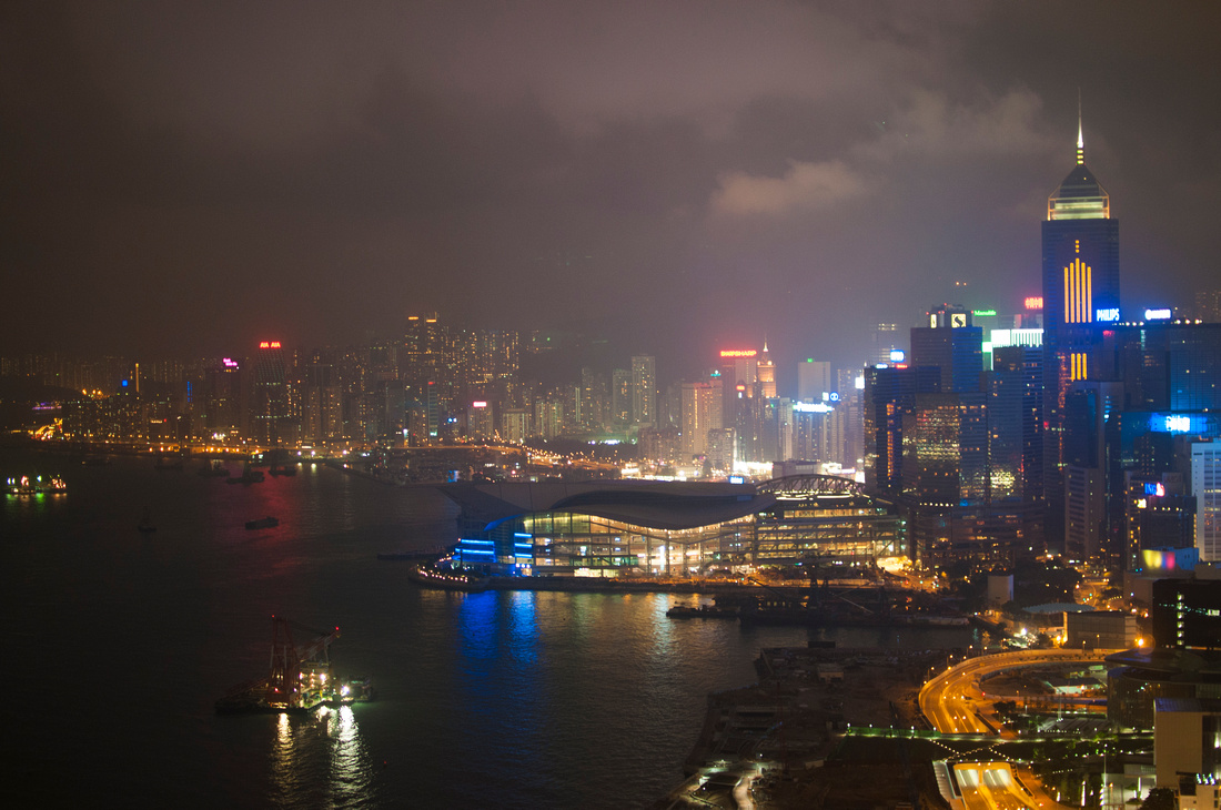 Wendy Ng Photography: Cityscape &emdash; Hong Kong at Night