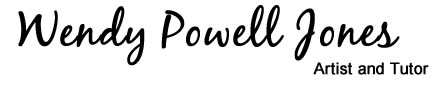 Wendy Powell-Jones | Artist & Tutor Logo