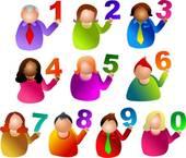 numberscolour