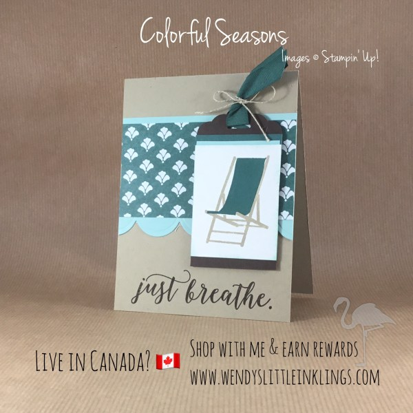 Wendy's Little Inklings: Relax with Colorful Seasons