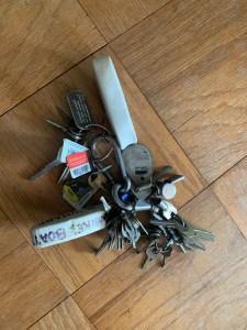 1/4 of the Keys