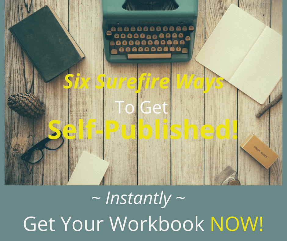Self Publishing Book Coach Opt-In