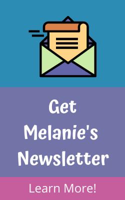 Get Melanie Snow's Newsletter