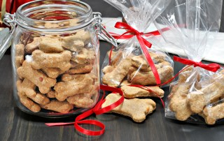 Winter Solstice Treats for Pets by Melanie Snow