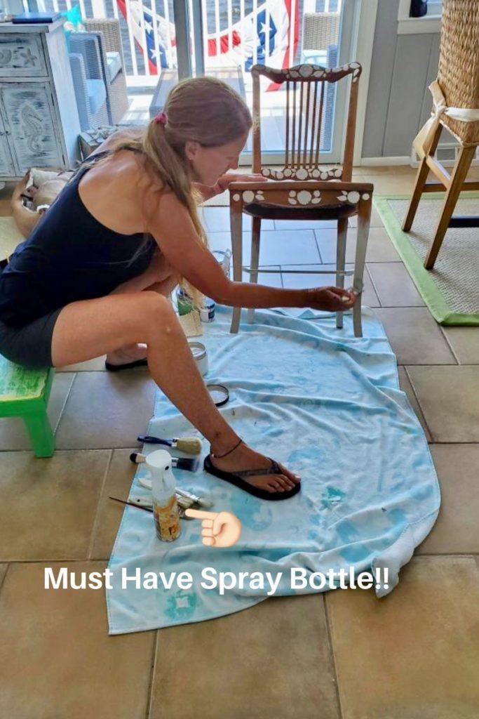 Spray Bottle For Misting